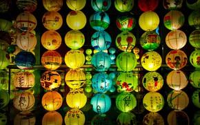 Picture Asia, lanterns, The mid-autumn festival, Mid-Autumn Festival