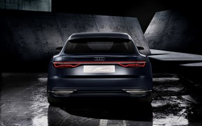 Picture Concept, Audi, universal, feed, Before, 2015, Prologue