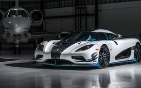 Picture Koenigsegg, supercar, Agera, business jet, hypercar, RS1, 2019, business jet