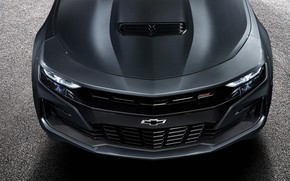Picture Chevrolet, Camaro, Camaro SS, the front part, 2019