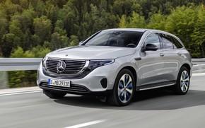 Picture Mercedes-Benz, 4MATIC, 2019, EQC400, EQC