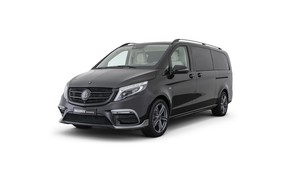 Picture brabus, mercedes benz, business, v-class, W447