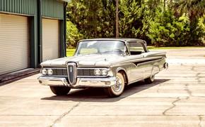 Picture Car, Classic, Old, Vintage, Edsel Ranger