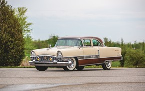 Picture Coupe, Old, Packard, Vehicle
