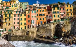 Picture home, Italy, Riomaggiore, Liguria