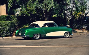 Picture Chevrolet, Bel Air, Tuning, Classic car