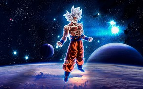 Picture space, guy, Dragon Ball, Dragonball