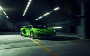 Picture speed, Lamborghini, supercar, Aventador, Novitec, SVJ, 2019, Aventador SVJ
