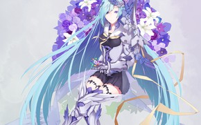 Picture girl, Lancer, Fate / Grand Order, Sougin no Fragments, Fate Prototype
