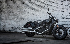 Picture Bike, Motorbike, Indian Scout