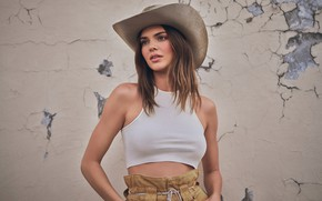 Picture look, girl, pose, model, figure, beauty, Kendall Jenner