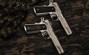 Picture gun, 1911, Colt, 45 ACP