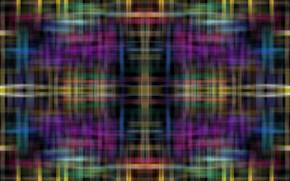 Picture line, mesh, pattern, paint, texture