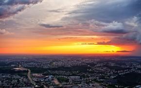Picture Lithuania, Vilnius, city