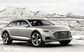 Picture Concept, Audi, Allroad, universal, AWD, 2015, Prologue
