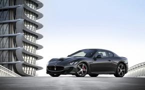 Picture Maserati, GranTurismo, Road