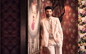 Picture Indian actor, Aditya Roy Kapoor, cosmo india, author malik zinaili, Aditya Roy Kapoor for Cosmo …