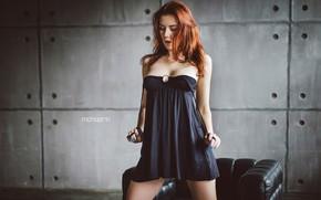 Picture Girl, dress, Maksim Chuprin, Inga Lis