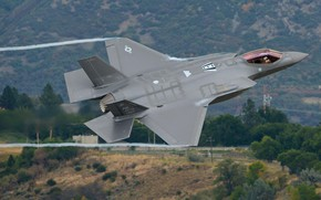 Picture Fighter, USAF, F-35A Lightning II