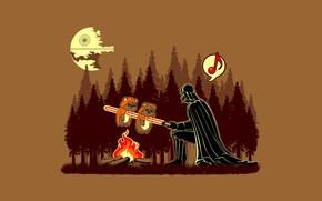 Picture Star Wars, Funny, Humor, Darth Vader helmet