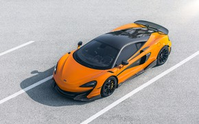 Picture McLaren, supercar, 2018, 600LT