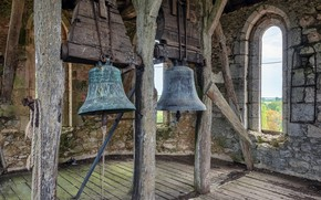 Picture background, bell, the bell tower