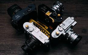 Picture design, background, lens, Cameras