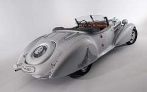 Picture retro, Roadster, rarity, 1938, Horch, 853, Special Roadster by Erdmann & Rossi