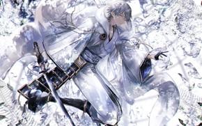 Picture Sword, Guy, Touken Ranbu, Dance of swords