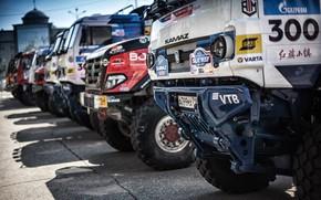 Picture Auto, Sport, Machine, Truck, Master, Trucks, Russia, Reno, Russia, Kamaz, Rally, KAMAZ-master, Rally, Truck, KAMAZ, …