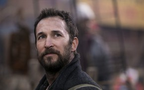 Picture pose, portrait, the series, TV series, Falling Skies, Falling skies, Noah Wylie, Noah Wyle, Tom …
