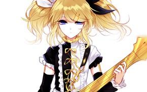 Picture girl, Vocaloid, Vocaloid, Rin Kagamine, Kagamine Rin, Sheya