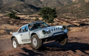 Picture 911, Porsche, the roads, 964, 2019, 911 Baja Prototype, Russell Built Fabrication