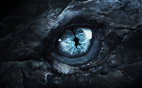 Picture eyes, fear, dragon, dragon, Game Of Thrones, Game of Thrones
