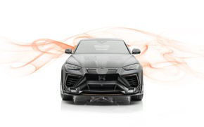 Picture Lamborghini, front view, crossover, Mansory, Urus, 2019, Game