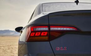 Picture ass, Volkswagen, Jetta, sedan, GLI, 2019