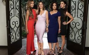 Picture girls, beauty, Roselyn Sanchez, Dania Ramirez, Devious Maids, Devious maids, Judy Reyes
