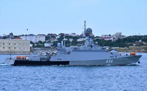 Picture Corvette, The black sea, Orekhovo-Zuyevo
