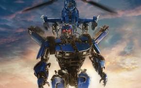 Picture the film, transformer, movie, 2018, Bumblebee, Bumblebee, a Decepticon, Dropkick, Dropkick