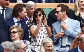 Picture people, Benedict Cumberbatch, Benedict Cumberbatch, Tom Hiddleston, Tom Hiddleston, Sophie Hunter