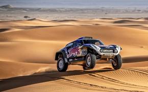 Picture Sand, Auto, Mini, Sport, Machine, Car, 300, Rally, Dakar, Dakar, Dunes, Rally, Dune, Buggy, Buggy, …