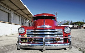 Picture Classic, Chevy, Retro