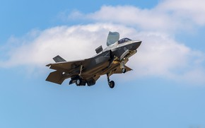 Picture fighter, Lightning, F-35B