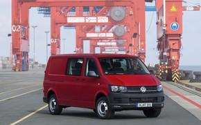 Picture Volkswagen, port, Transporter, 2016, Box Car Plus