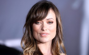 Picture look, girl, face, portrait, makeup, actress, Olivia Wilde, Olivia Wilde, photoshoot, hair