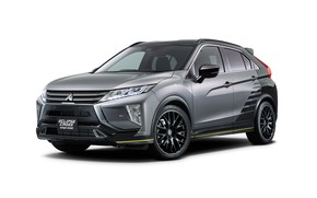 Picture Mitsubishi, Eclipse, crossover, Cross, 2019, Street Sport