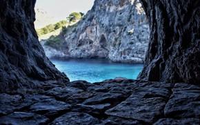 Picture Nature, Landscape, Cave, Grotto