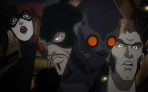 Picture team, team, Harley Quinn, DC Comics, Deadshot, Harley Quinn, Suicide Squad, Suicide squad, Deadshot, Captain …