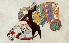 Picture girl, Soul eater, character, Soul Eater