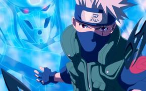 Picture Naruto, Naruto, Kakashi Hatake, Susano